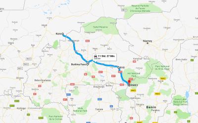 Einmal rund um Afrika – Teil 6 – Burkina Faso