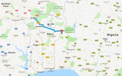 Einmal rund um Afrika – Teil 7 – Benin
