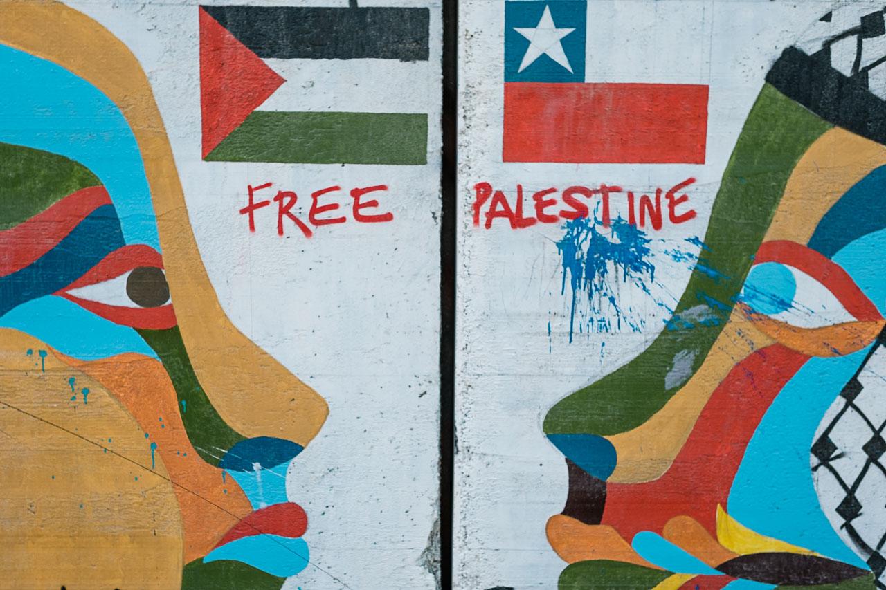 Banksy Hotel - Bethlehem - Palästina - Geschichten von unterwegs (15 von 103)