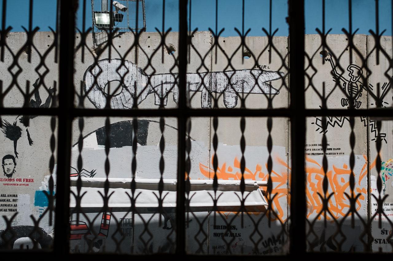 Banksy Hotel - Bethlehem - Palästina - Geschichten von unterwegs (2 von 103)