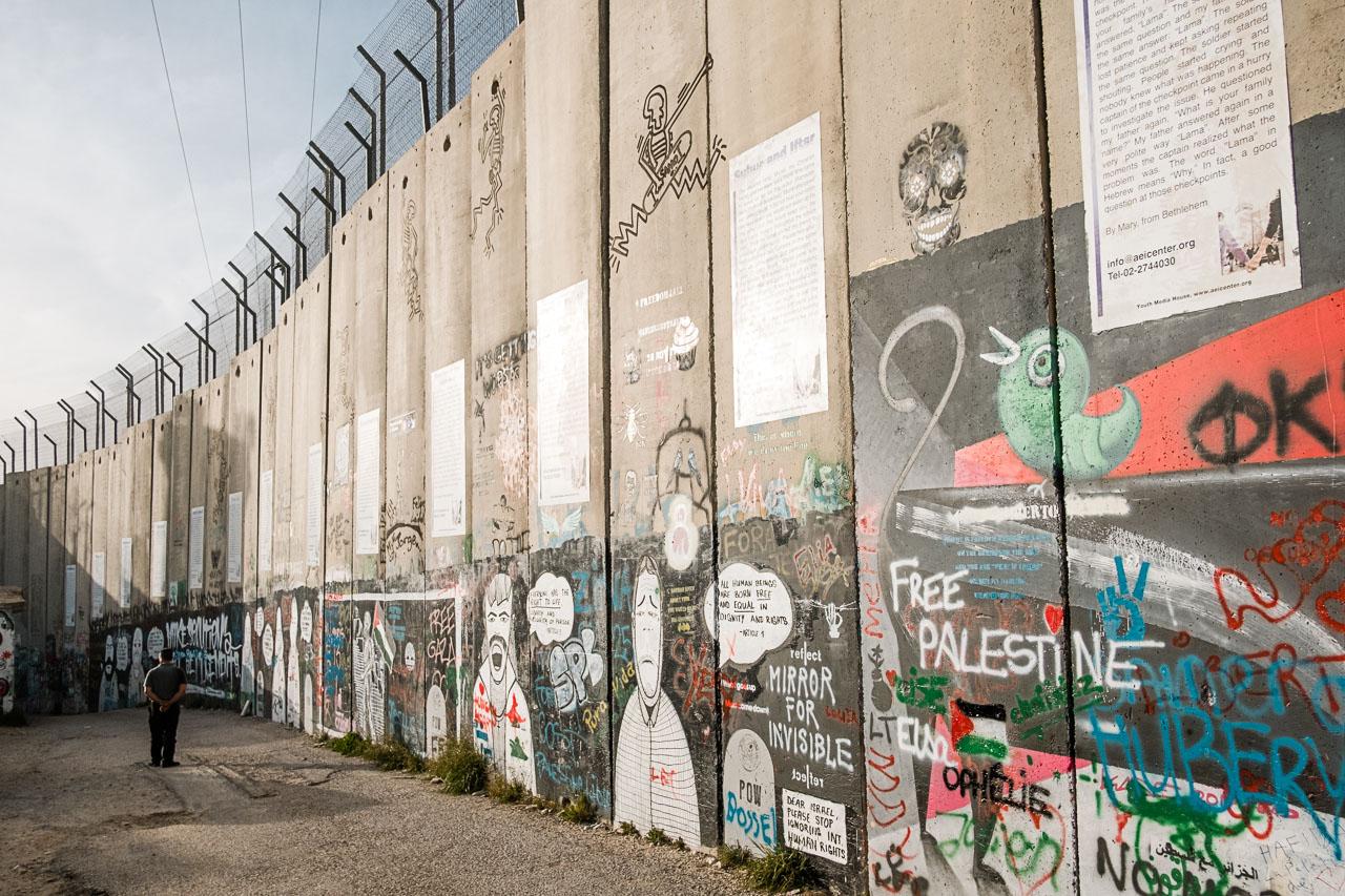 Banksy Hotel - Bethlehem - Palästina - Geschichten von unterwegs (29 von 103)