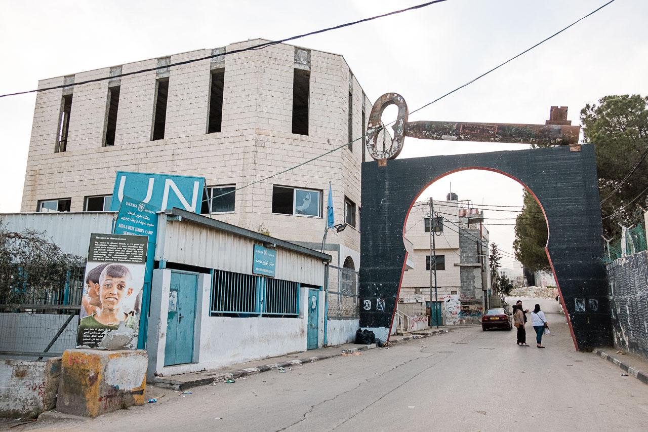 Banksy Hotel - Bethlehem - Palästina - Geschichten von unterwegs (35 von 103)