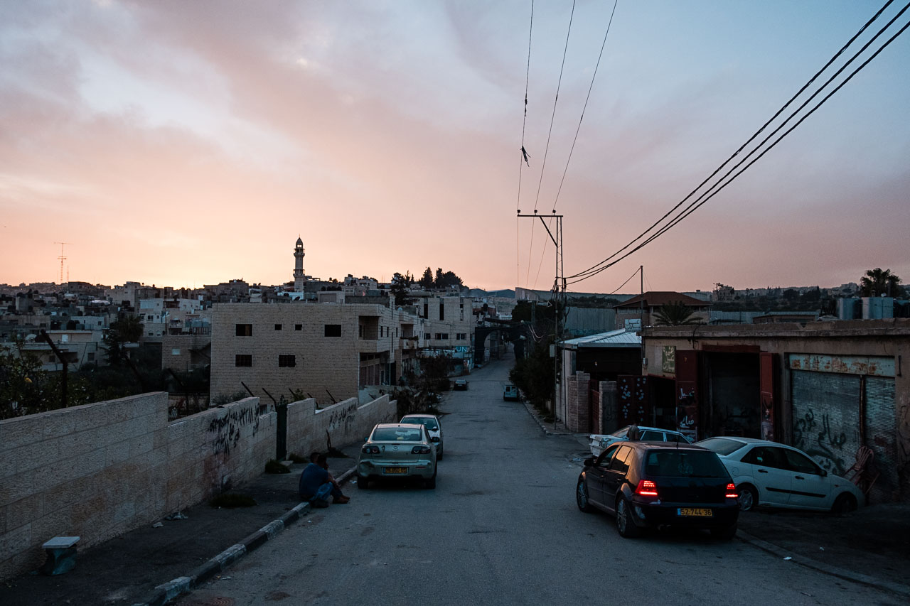Banksy Hotel - Bethlehem - Palästina - Geschichten von unterwegs (42 von 103)