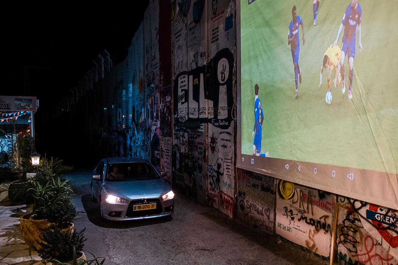 Banksy Hotel - Bethlehem - Palästina - Geschichten von unterwegs (45 von 103)