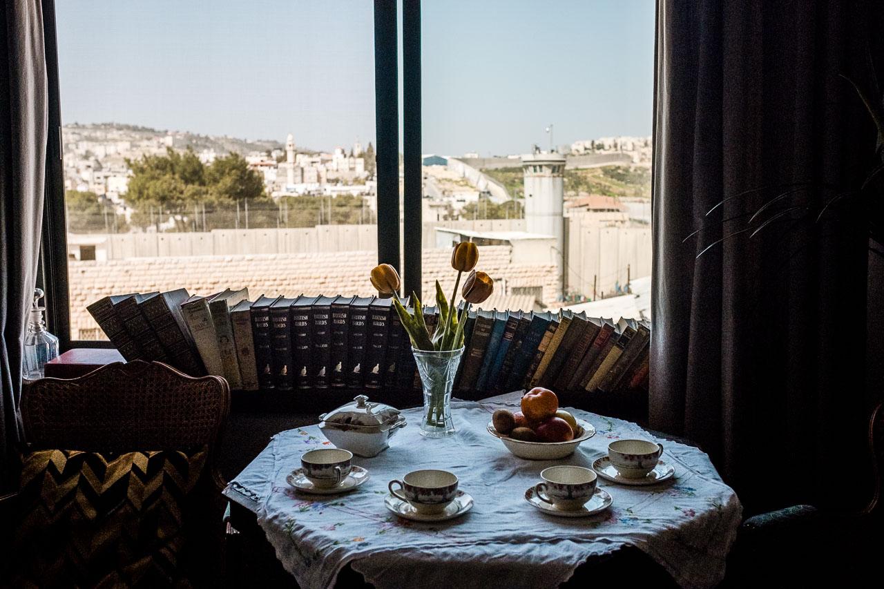 Banksy Hotel - Bethlehem - Palästina - Geschichten von unterwegs (58 von 103)