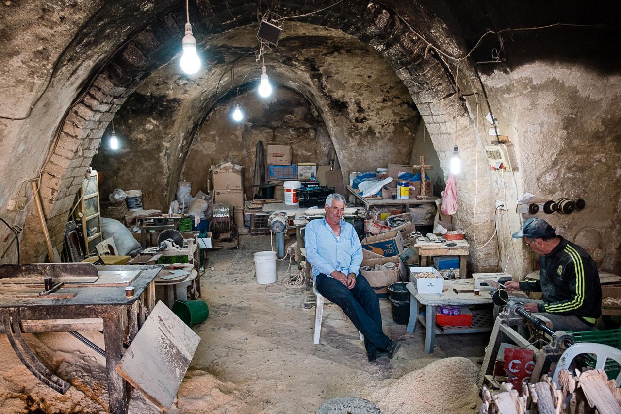Banksy Hotel - Bethlehem - Palästina - Geschichten von unterwegs (64 von 103)