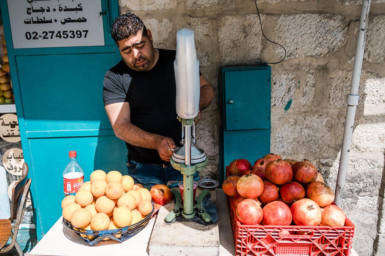 Banksy Hotel - Bethlehem - Palästina - Geschichten von unterwegs (66 von 103)