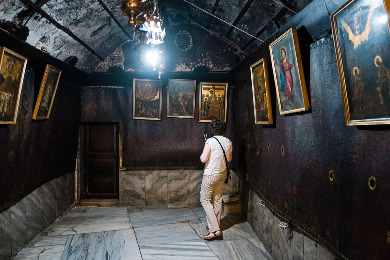 Banksy Hotel - Bethlehem - Palästina - Geschichten von unterwegs (74 von 103)