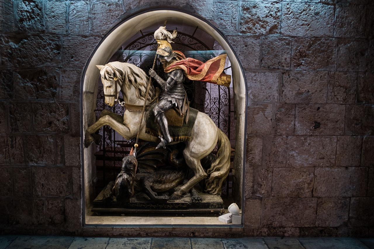 Church of Nativity - Bethlehem - Palestine - Geschichten von unterwegs (75 von 103)