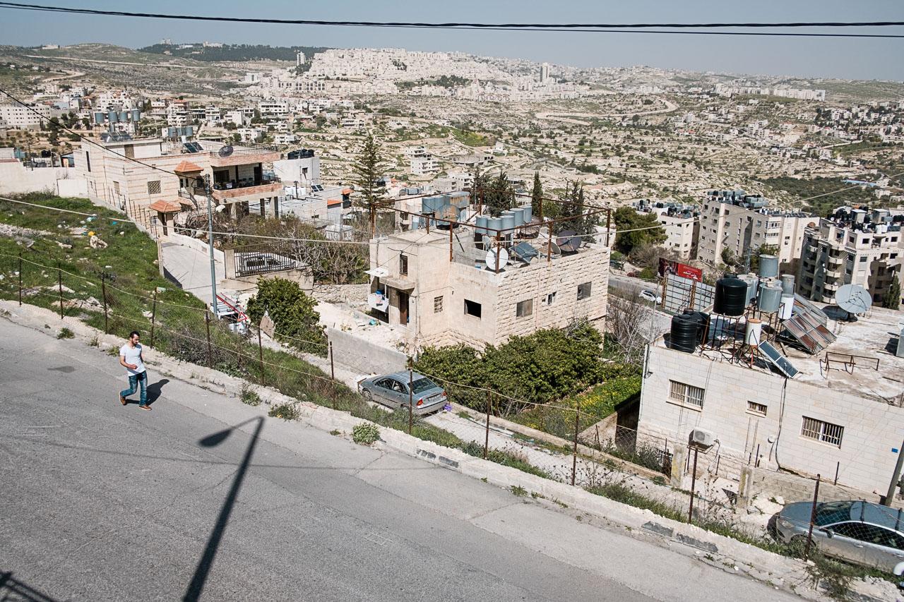 Banksy Hotel - Bethlehem - Palästina - Geschichten von unterwegs (77 von 103)