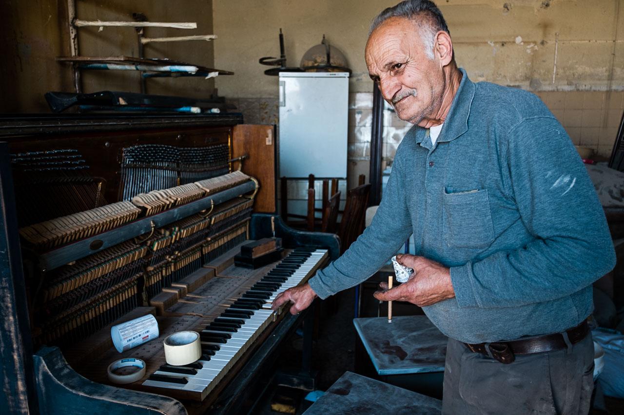 Banksy Hotel - Bethlehem - Palästina - Geschichten von unterwegs (78 von 103)