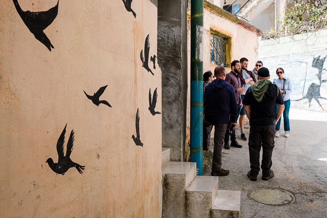 Banksy Hotel - Bethlehem - Palästina - Geschichten von unterwegs (95 von 103)
