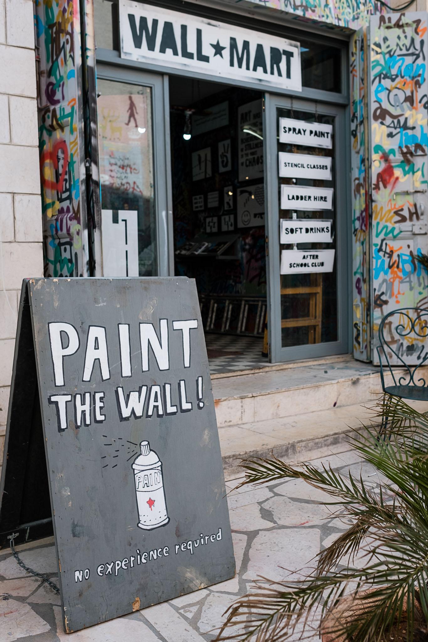 Banksy - Walled Off Hotel - Bethlehem - Palestine (201 von 4)