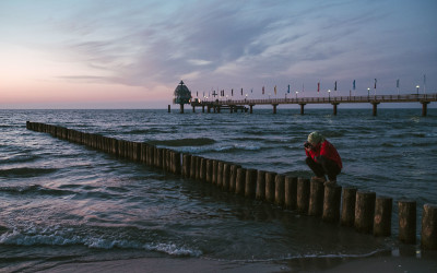Ostsee – Das Umweltfotofestival Horizonte in Zingst