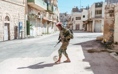 Hebron, die zerrissene Weltkulturerbe Stadt im Westjordanland
