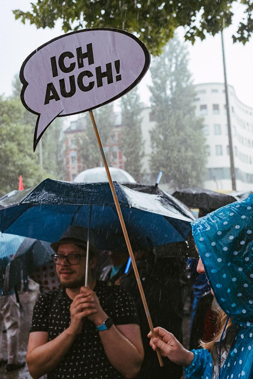 ausgehetzt Demo München - CSU - Seehofer - Söder - Demo - Human rights (200 von 4)