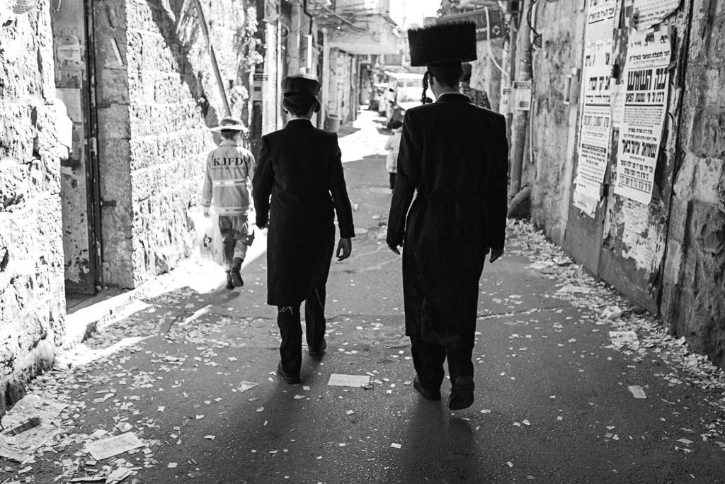 Purim - Mea Shearim - Jerusalem by Daniel Kempf-Seifried-0638