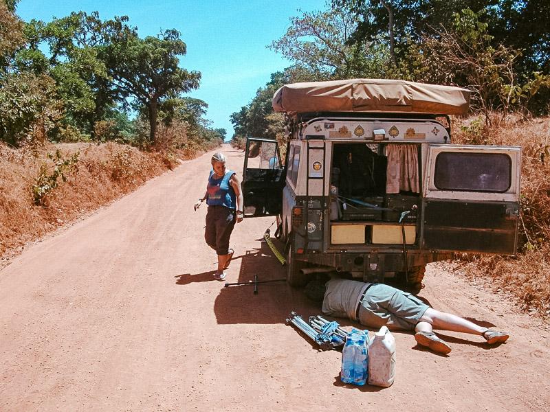KAMERUN - Eine reise rund um Afrika - Geschichten von unterwegs-121