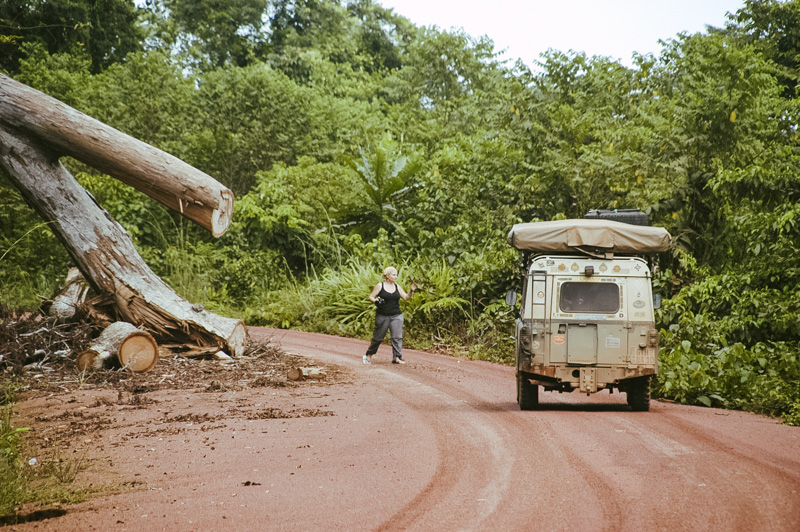 Gabun- Ein Reise rund um Afrika - Overland - Transafrika-13