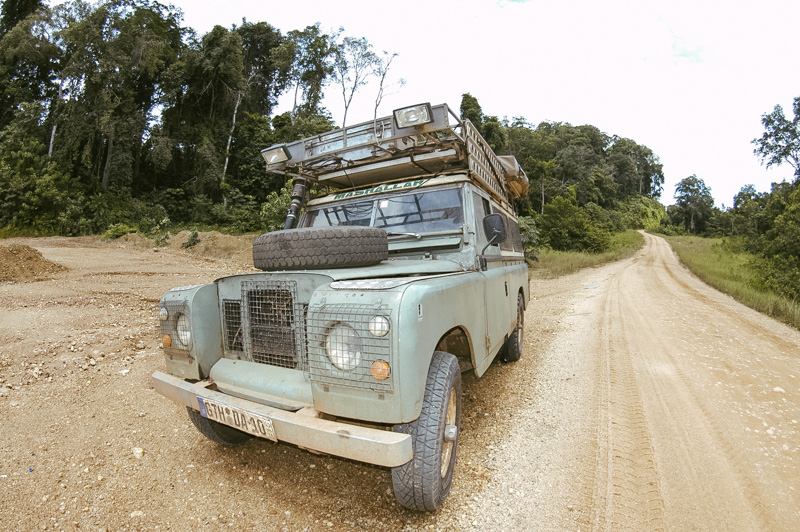 Gabun- Ein Reise rund um Afrika - Overland - Transafrika-4