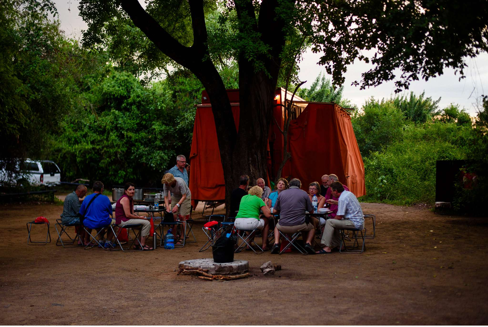 Chobe Nationalpark Botswana und Victoriafalls Zambia-84