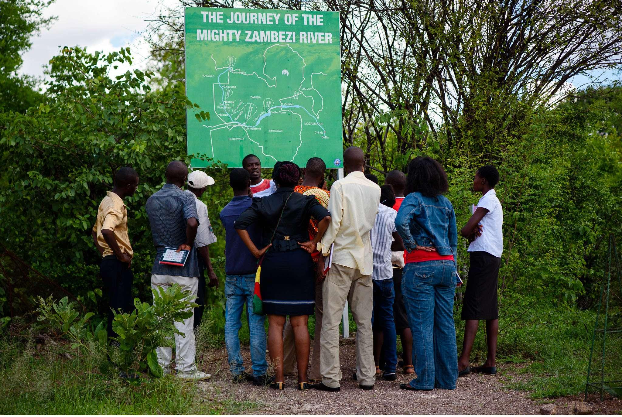 Chobe Nationalpark Botswana und Victoriafalls Zambia-96