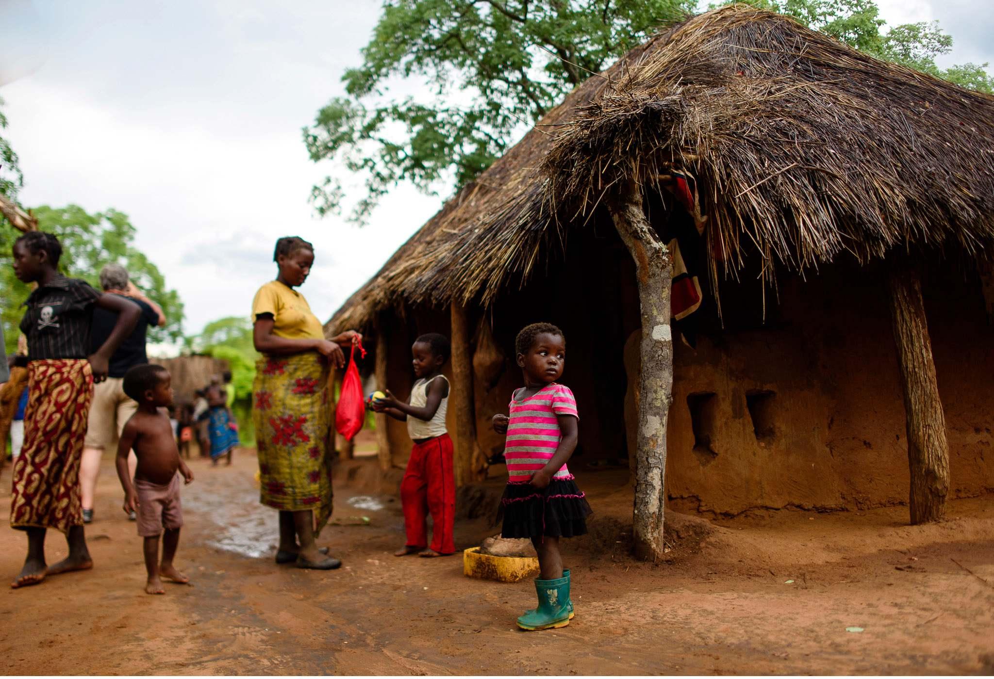 Vom South Luangwa in Zambia an den Malawi See - Marion und Daniel - Geschichten von unterwegs-18