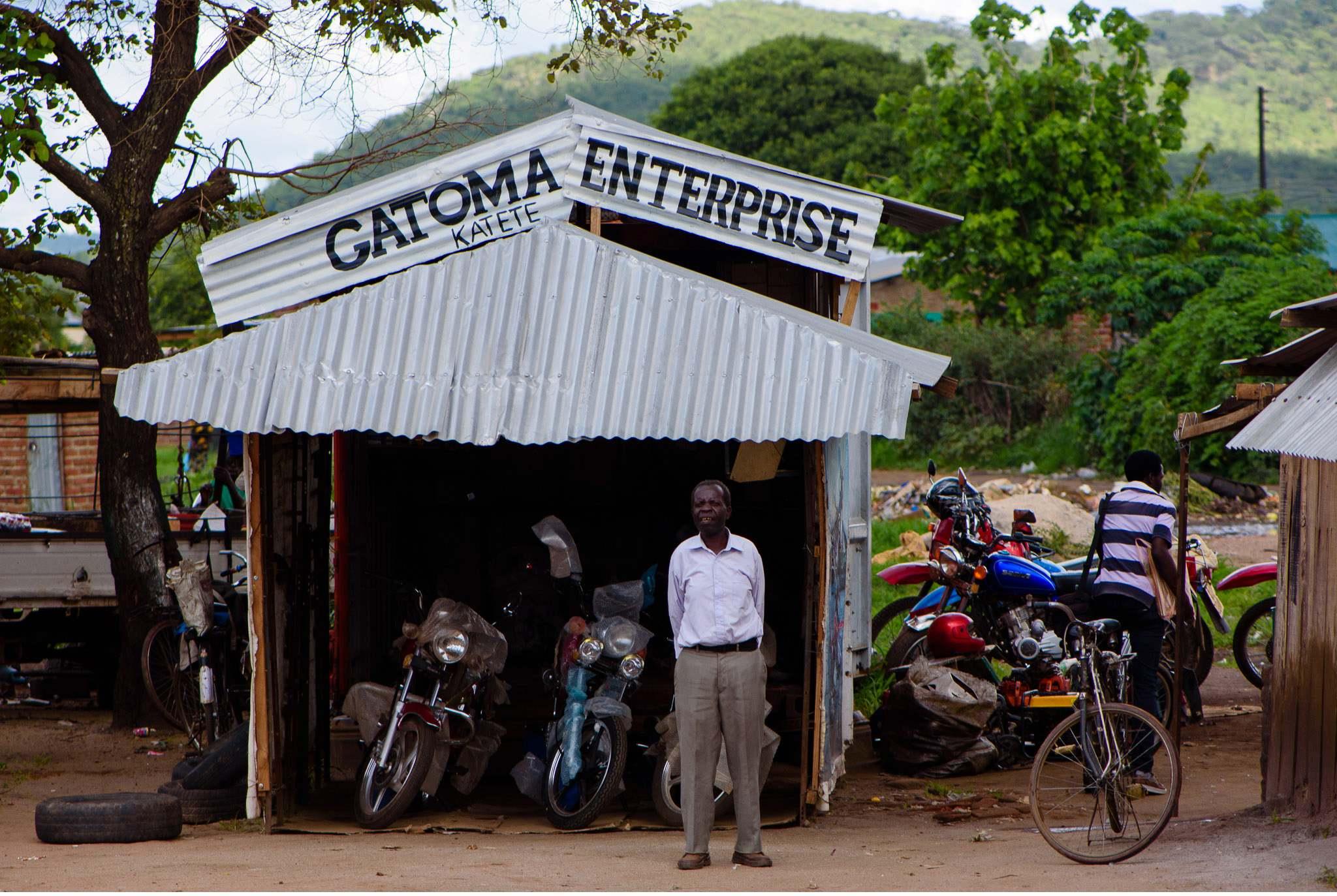 Vom South Luangwa in Zambia an den Malawi See - Marion und Daniel - Geschichten von unterwegs-2