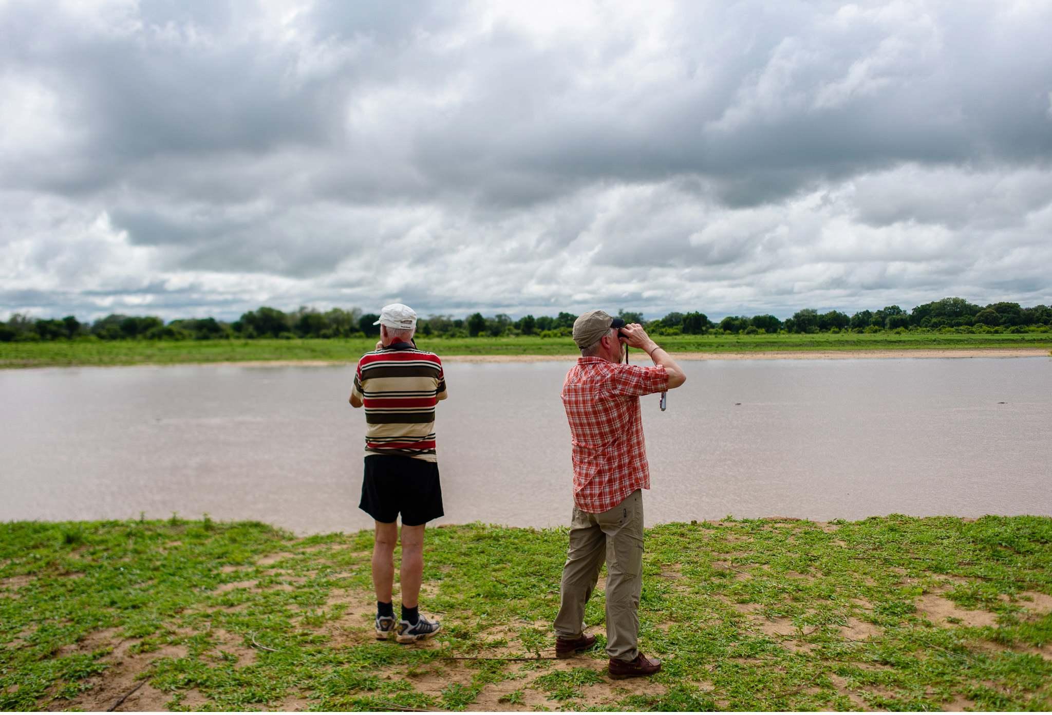 Vom South Luangwa in Zambia an den Malawi See - Marion und Daniel - Geschichten von unterwegs-69