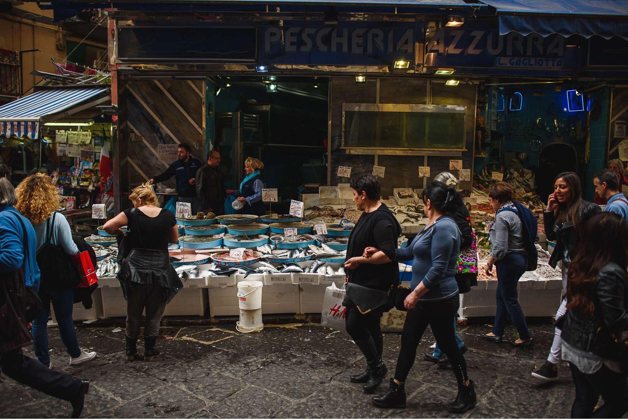 Interrail Reise - Italien Neapel - Geschichten von unterwegs - Foto Daniel Kempf-Seifried-101