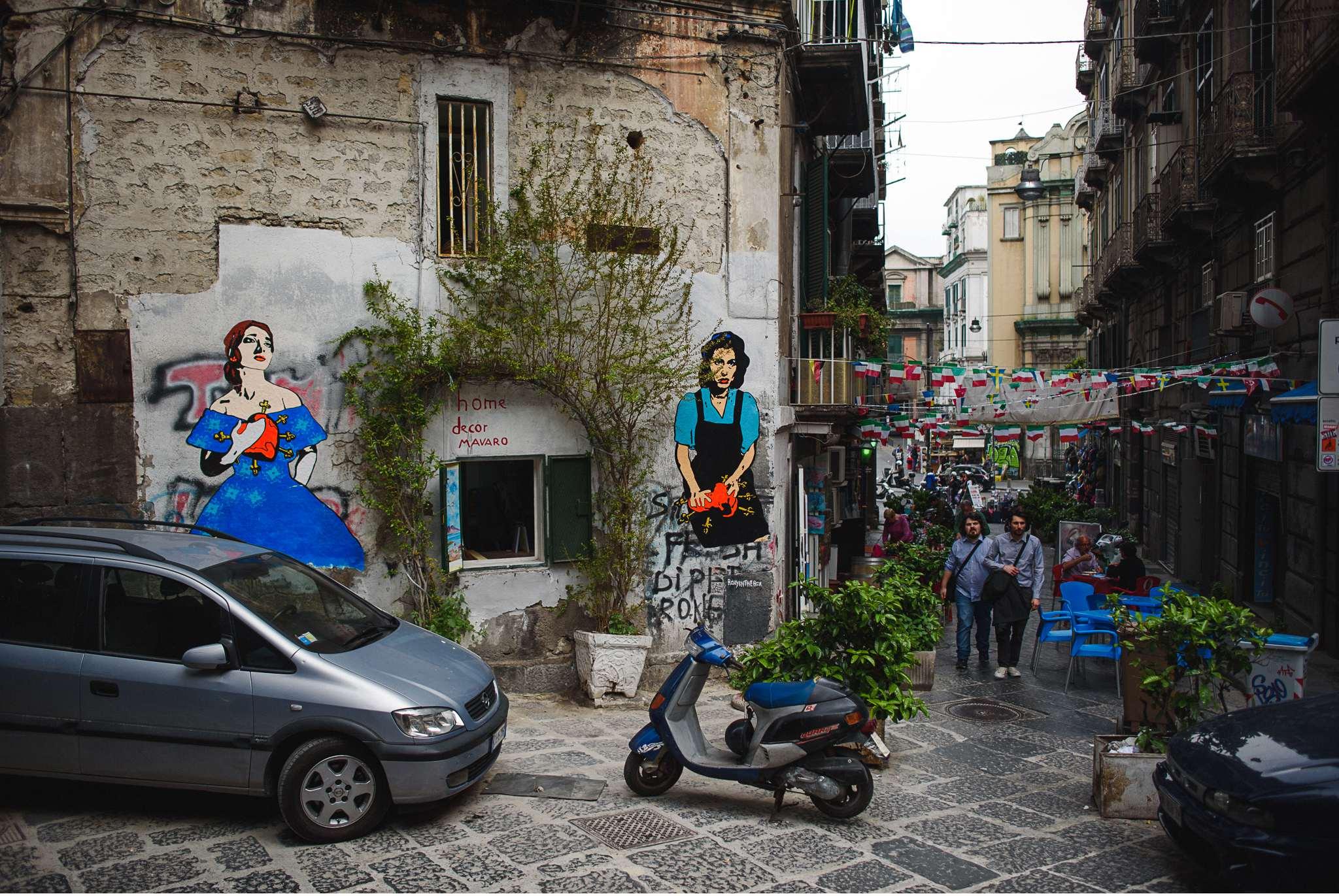 Interrail Reise - Italien Neapel - Geschichten von unterwegs - Foto Daniel Kempf-Seifried-106