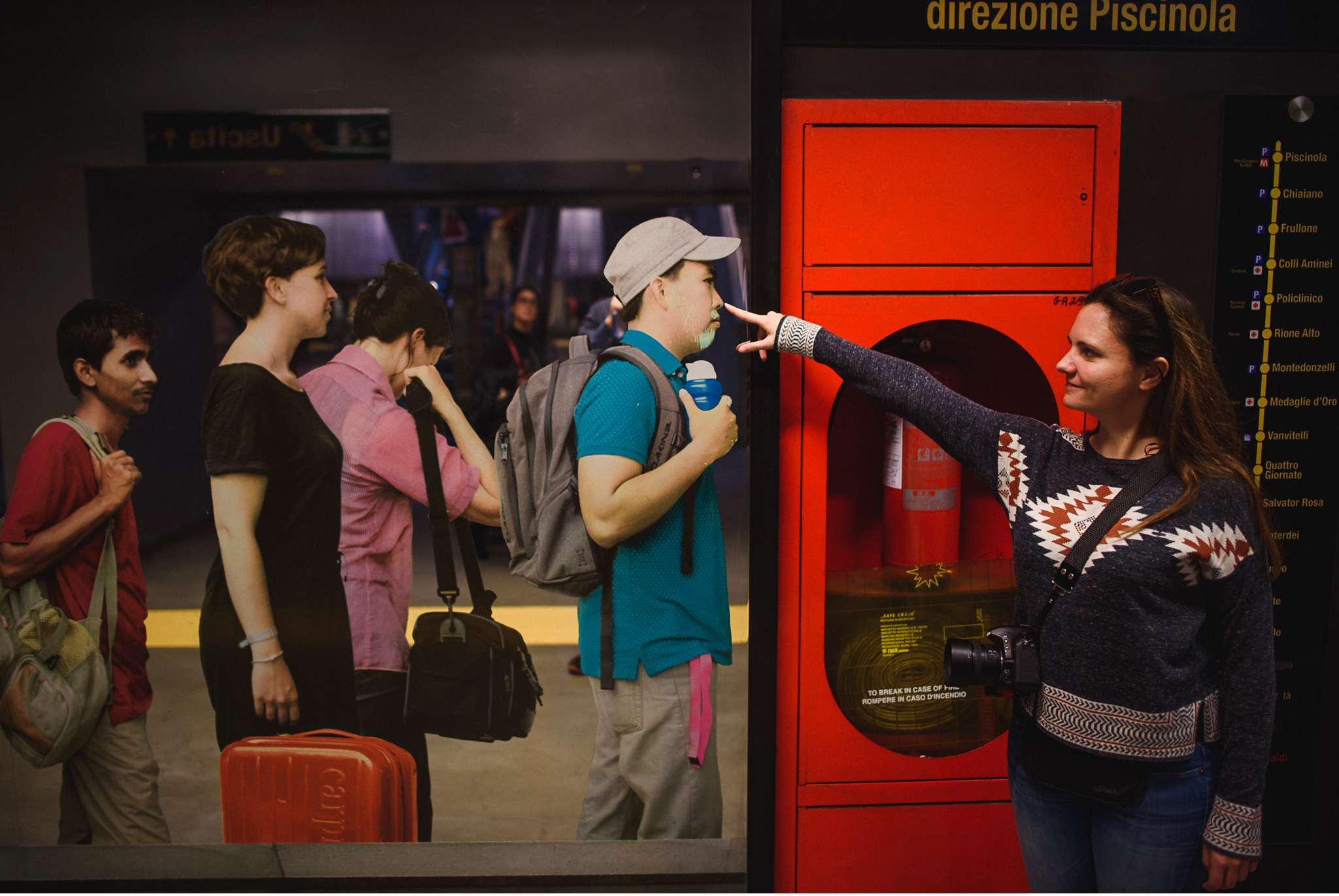 Interrail Reise - Italien Neapel - Geschichten von unterwegs - Foto Daniel Kempf-Seifried-109