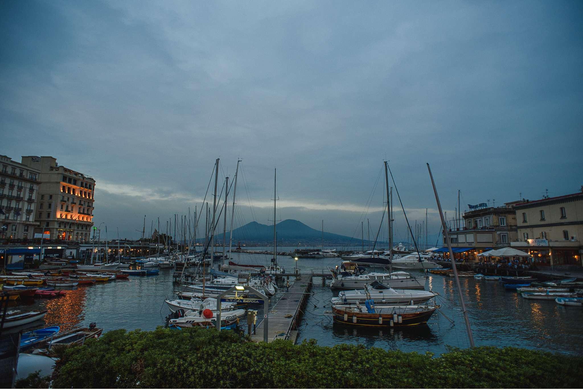 Interrail Reise - Italien Neapel - Geschichten von unterwegs - Foto Daniel Kempf-Seifried-114