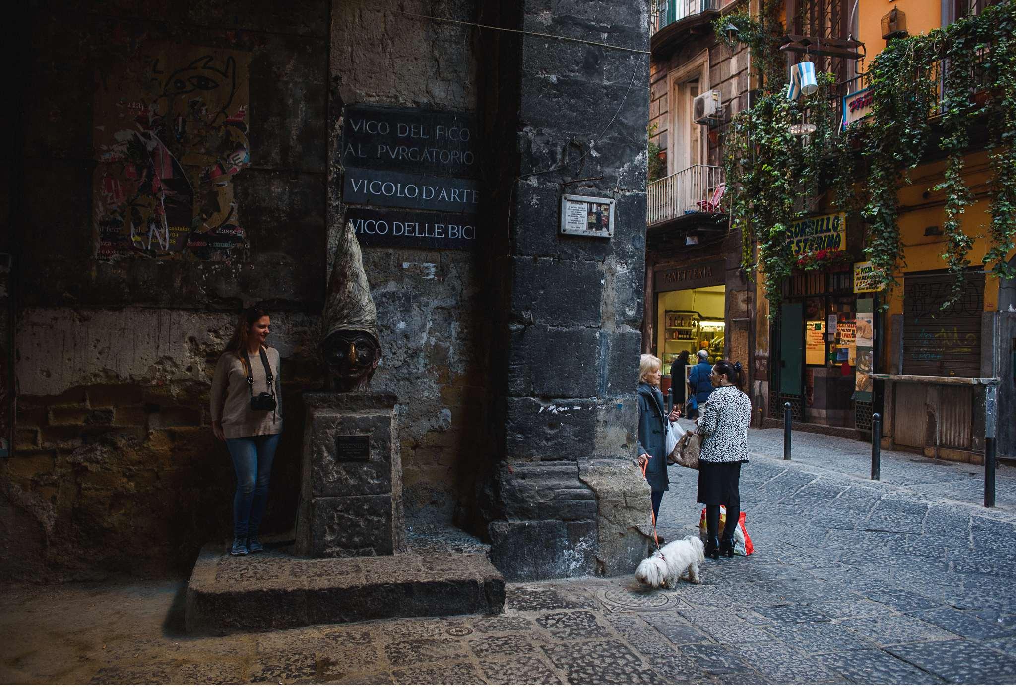Interrail Reise - Italien Neapel - Geschichten von unterwegs - Foto Daniel Kempf-Seifried-24