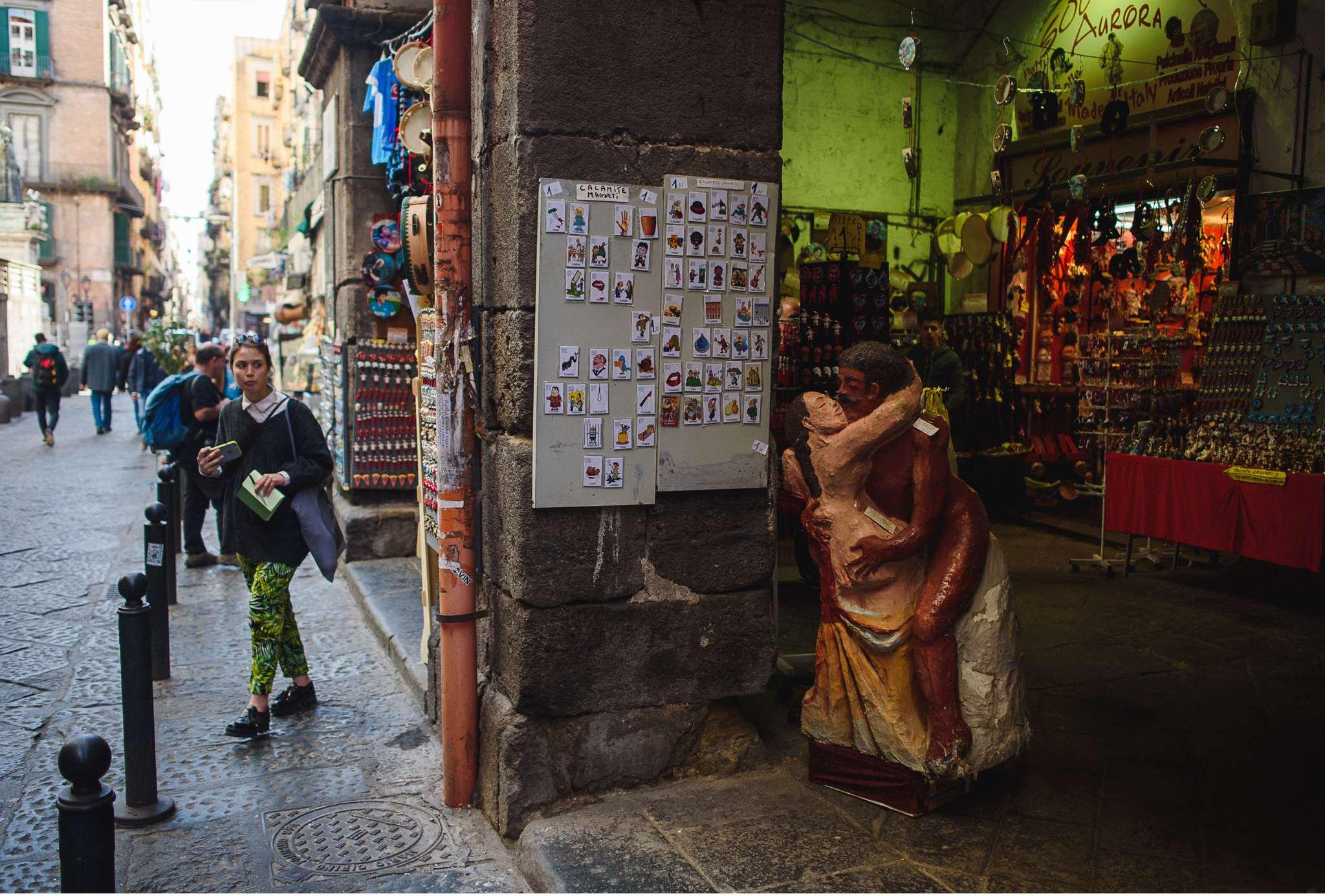 Interrail Reise - Italien Neapel - Geschichten von unterwegs - Foto Daniel Kempf-Seifried-28