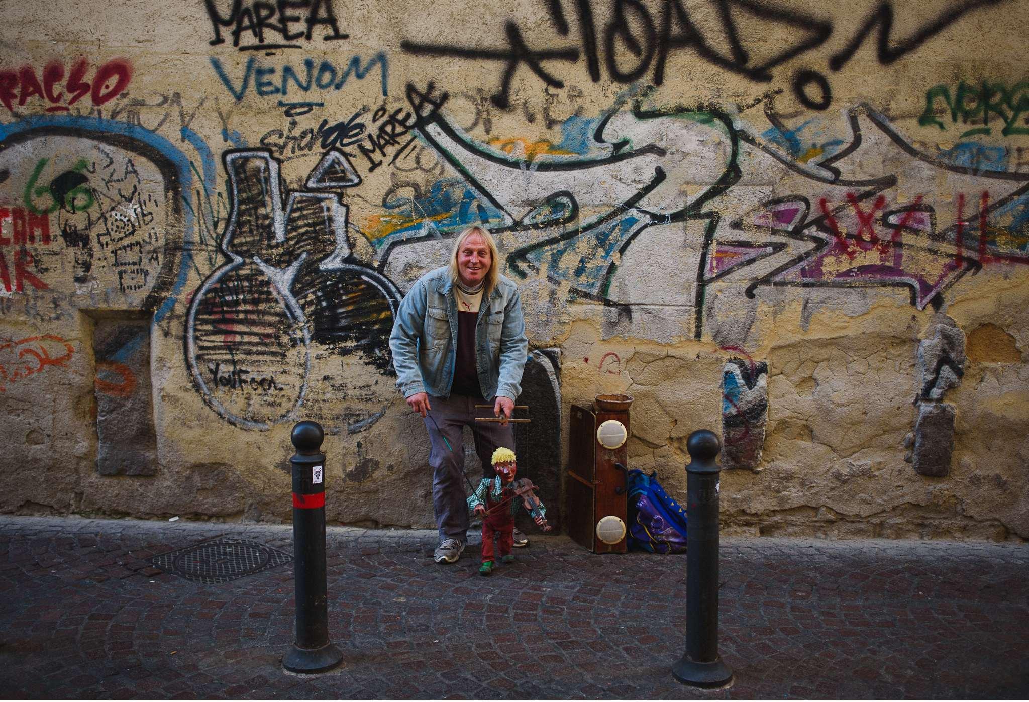 Interrail Reise - Italien Neapel - Geschichten von unterwegs - Foto Daniel Kempf-Seifried-33