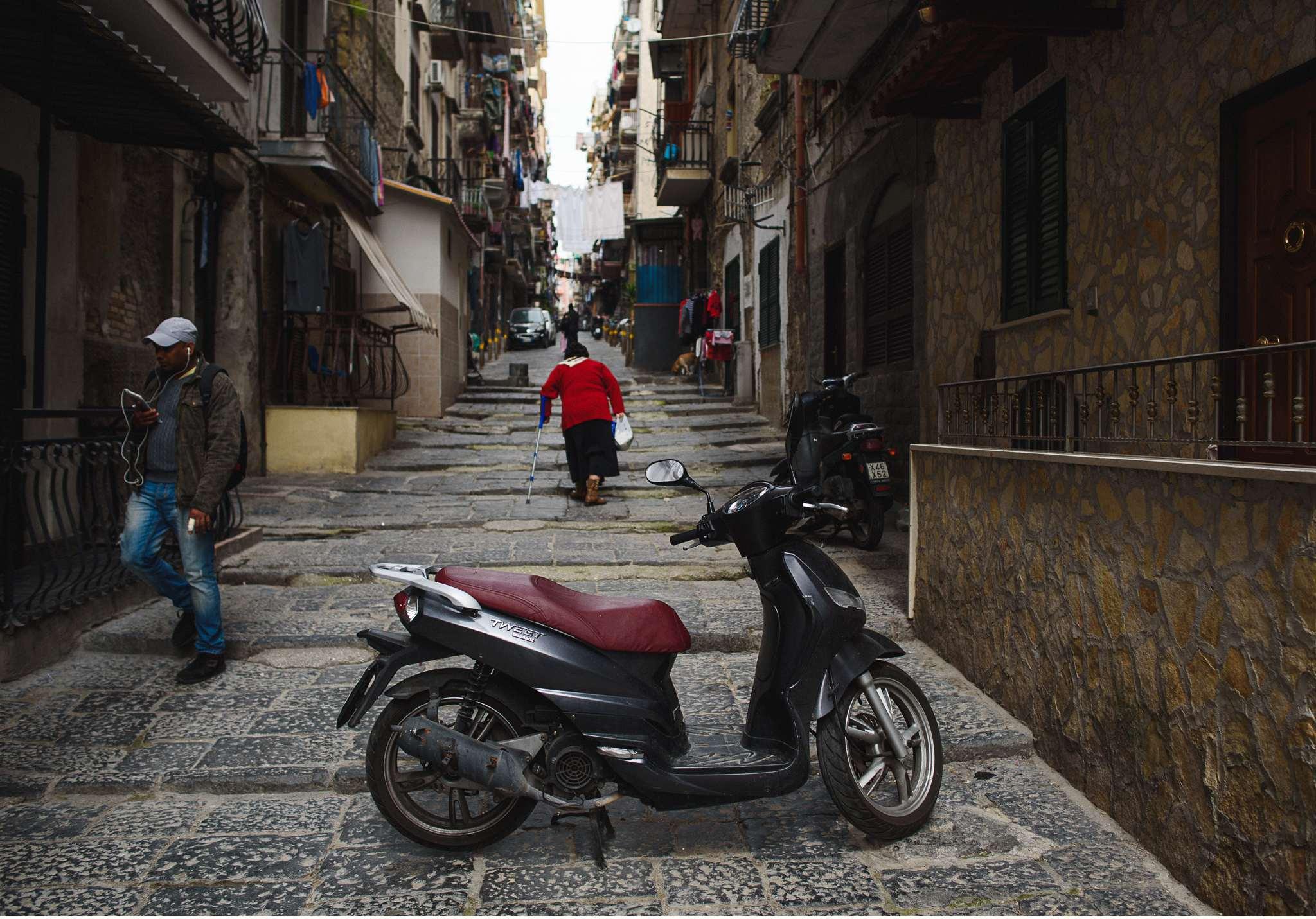 Interrail Reise - Italien Neapel - Geschichten von unterwegs - Foto Daniel Kempf-Seifried-90