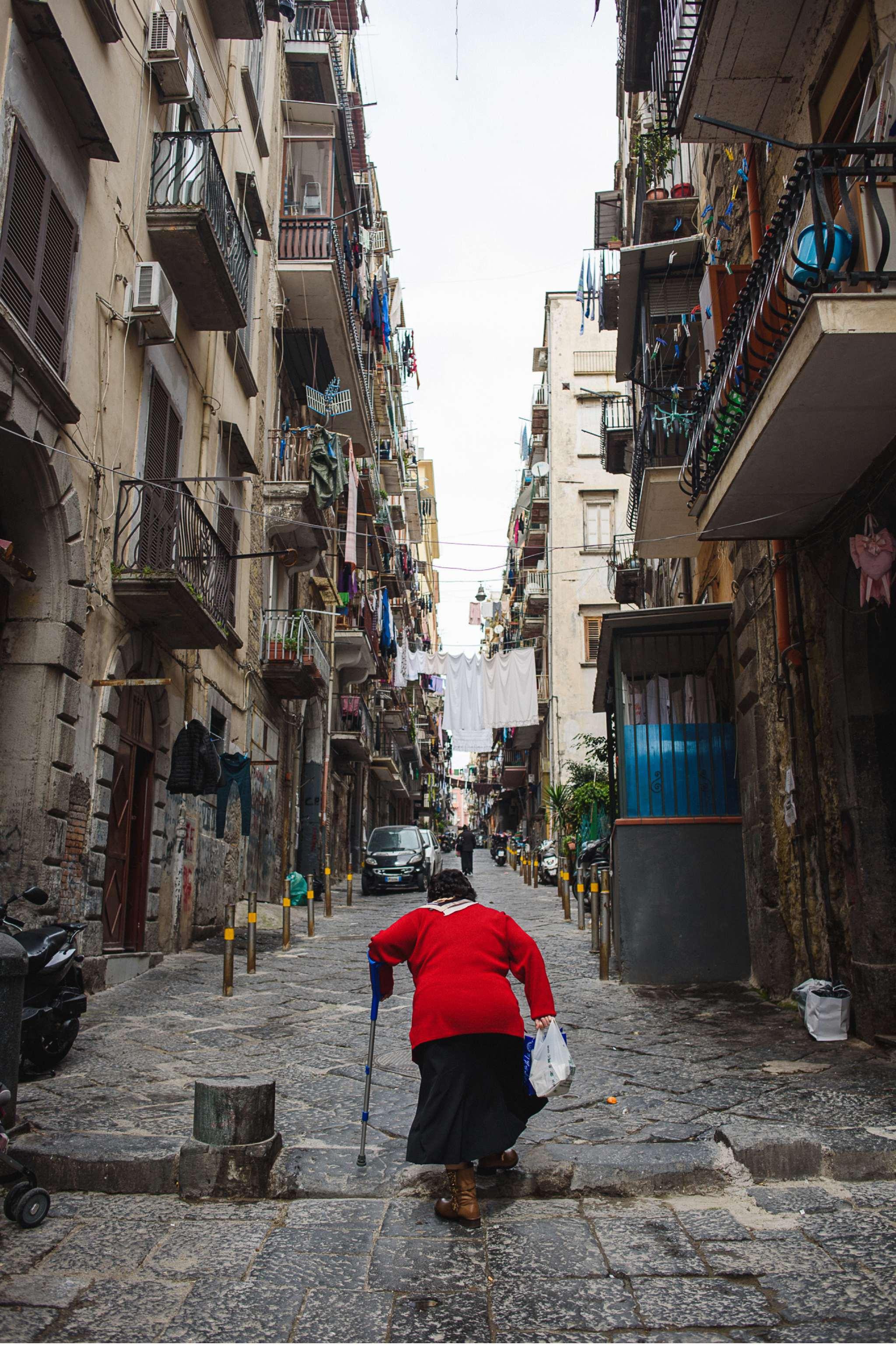 Interrail Reise - Italien Neapel - Geschichten von unterwegs - Foto Daniel Kempf-Seifried-93