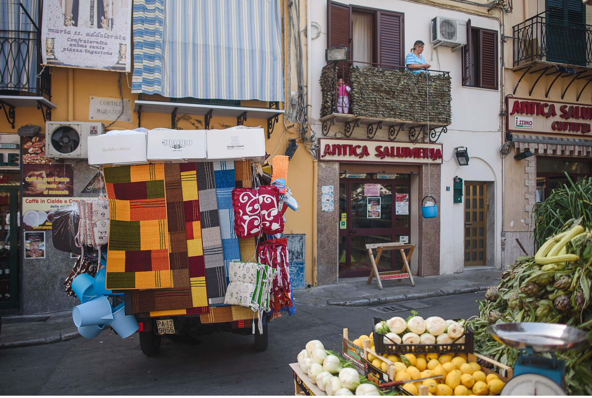 Palermo - visit Palermo - Italien - By Daniel Kempf-Seifried - Geschichten von unterwegs-76