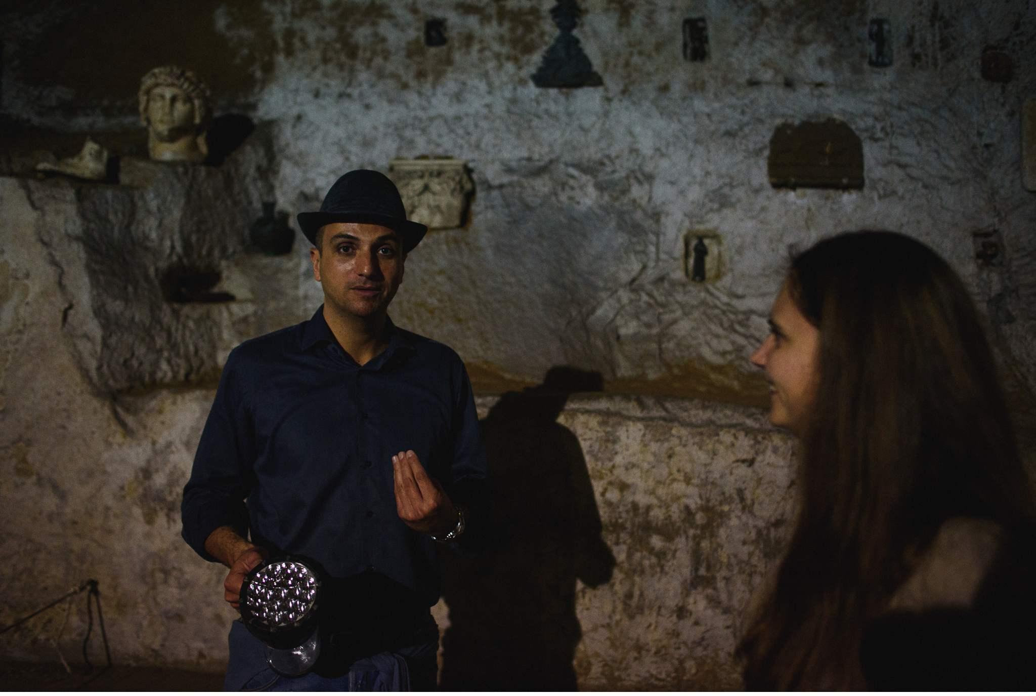 Sotterranea - Das unterirdische Neapel - Geschichten von unterwegs-10