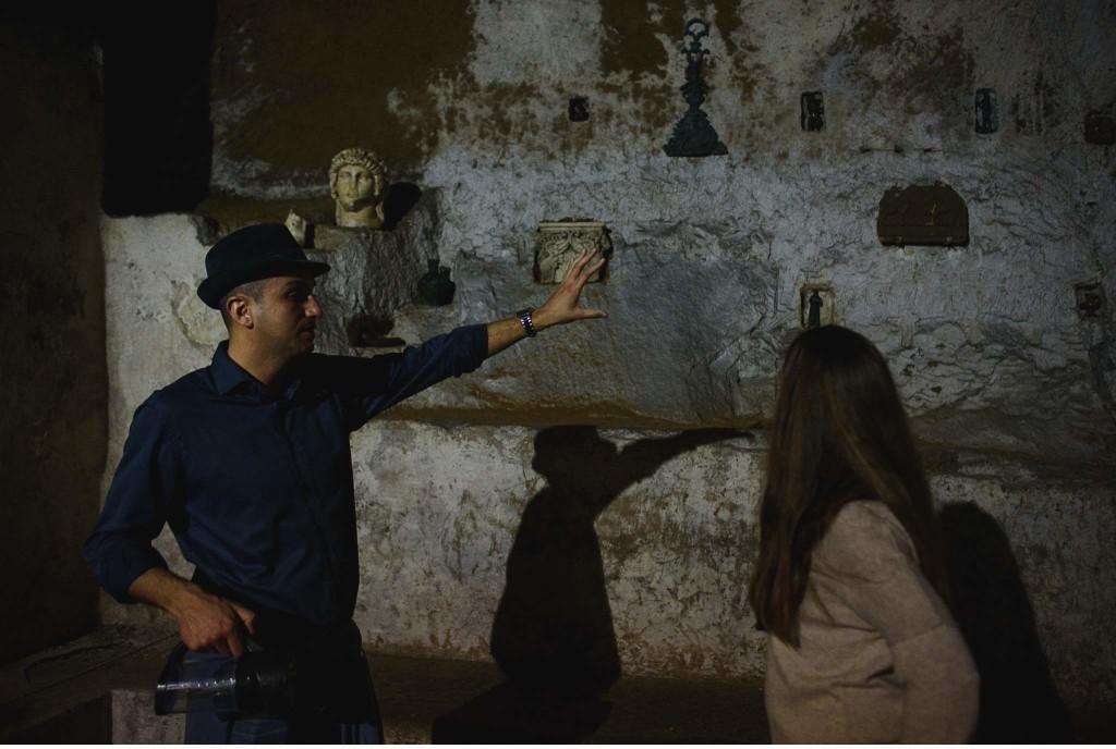 Sotterranea - Das unterirdische Neapel - Geschichten von unterwegs-11