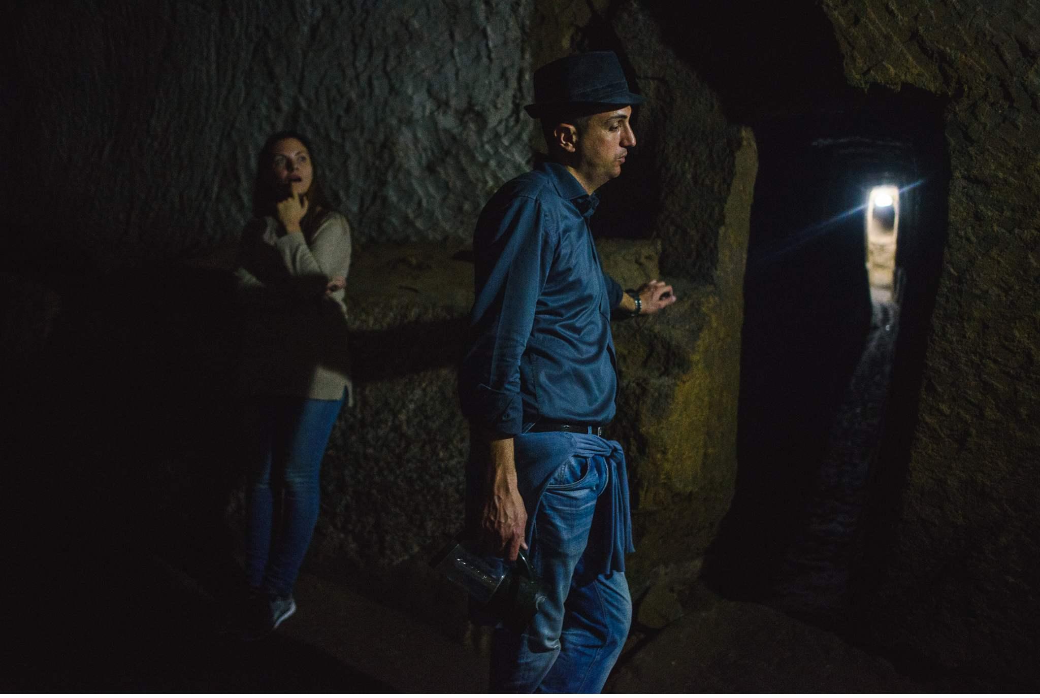 Sotterranea - Das unterirdische Neapel - Geschichten von unterwegs-15