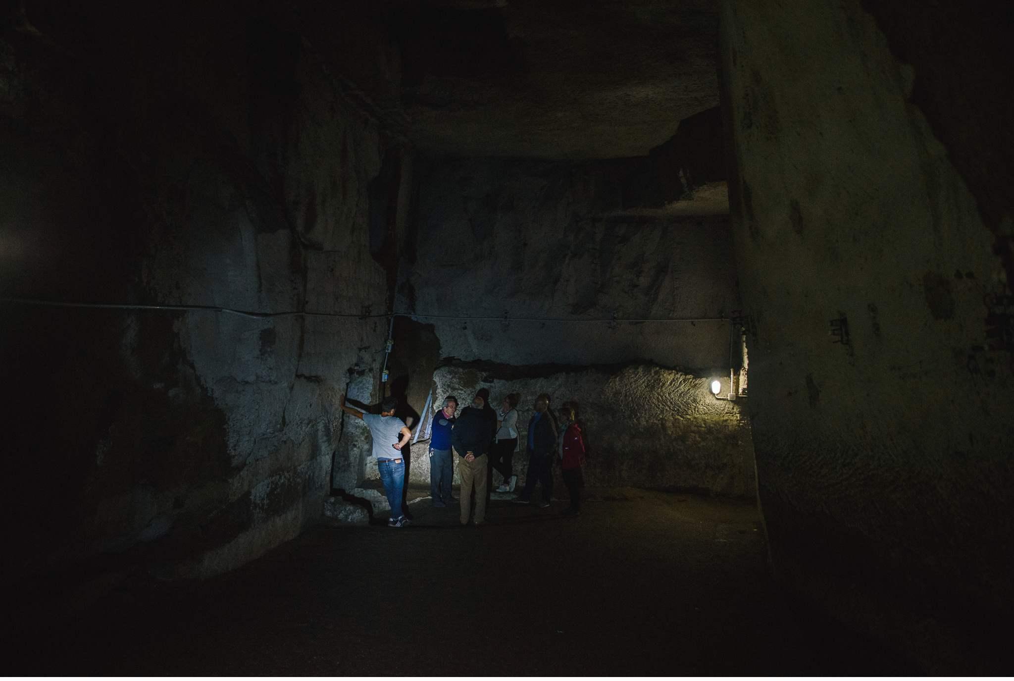 Sotterranea - Das unterirdische Neapel - Geschichten von unterwegs-16