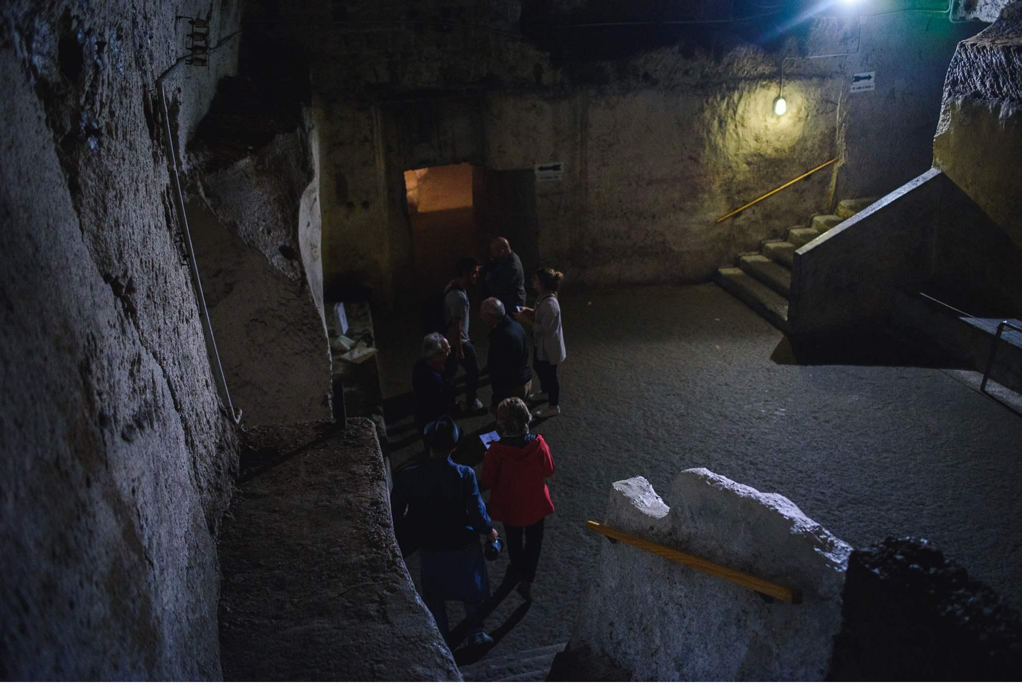 Sotterranea - Das unterirdische Neapel - Geschichten von unterwegs-17