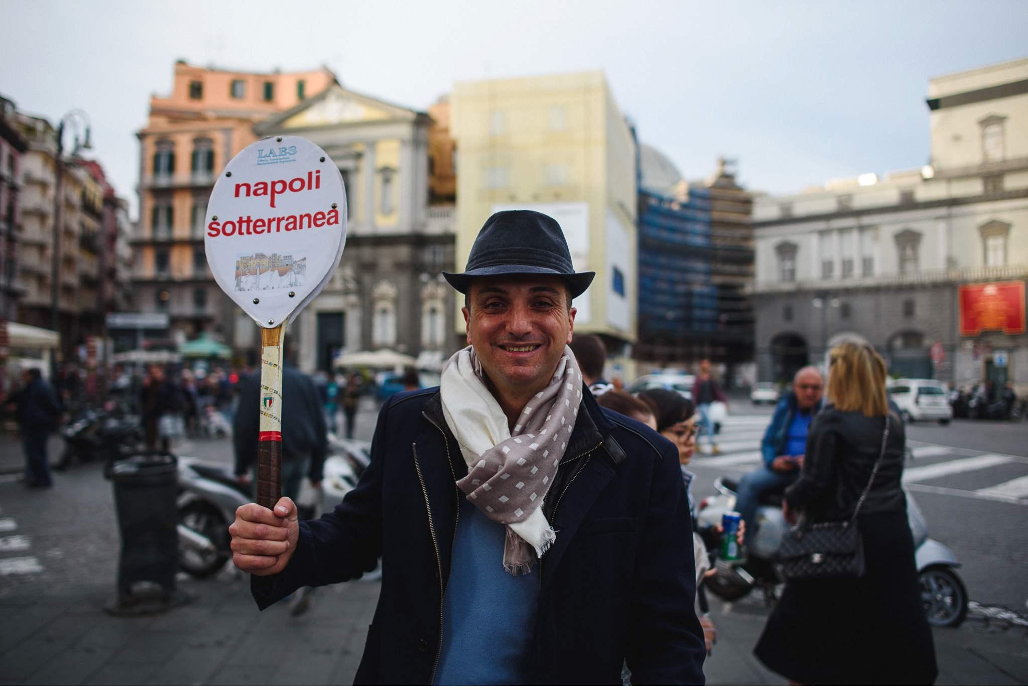 Sotterranea - Das unterirdische Neapel - Geschichten von unterwegs