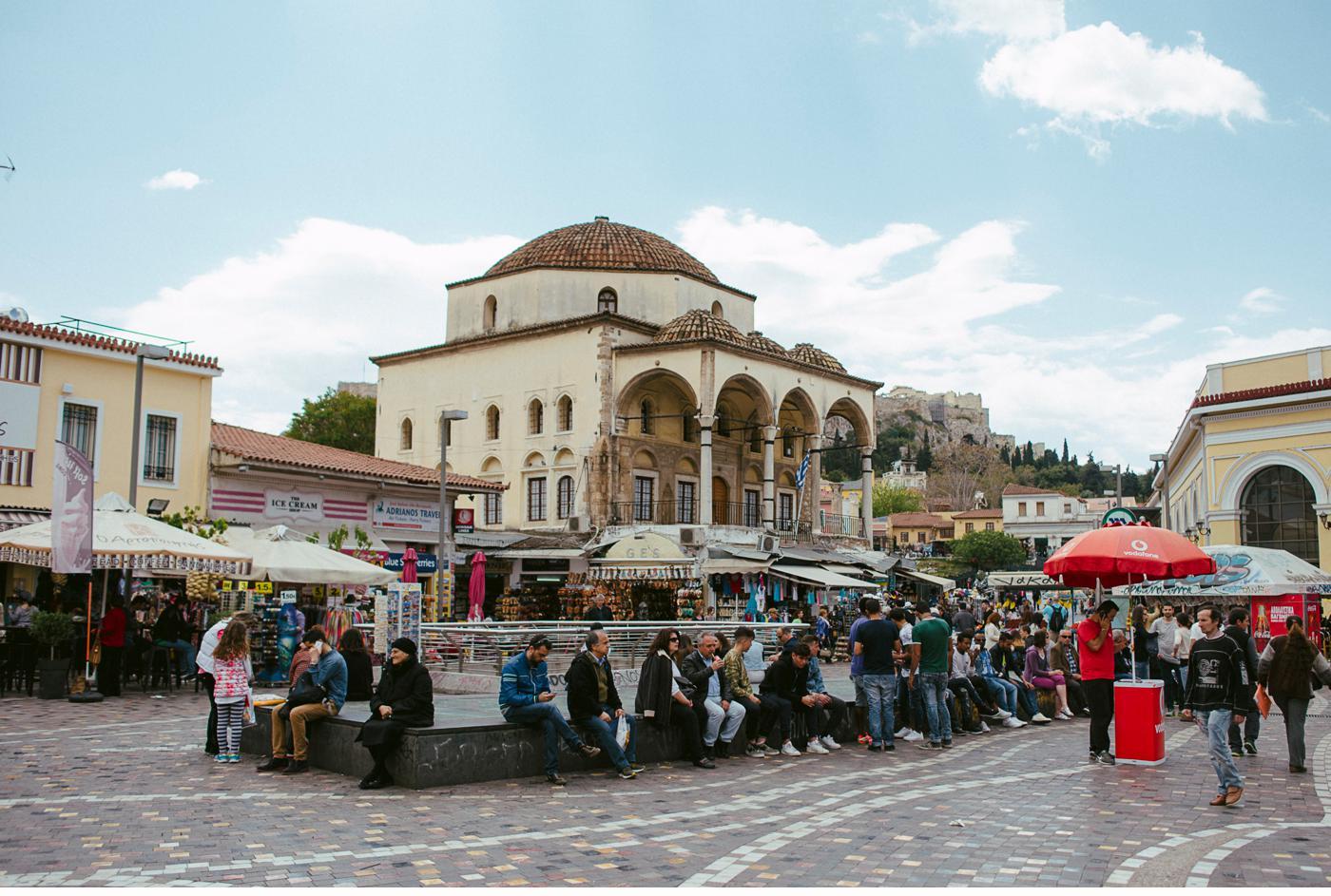 Athen, die Stadt der Götter - copyright Daniel Kempf-Seifried-7562