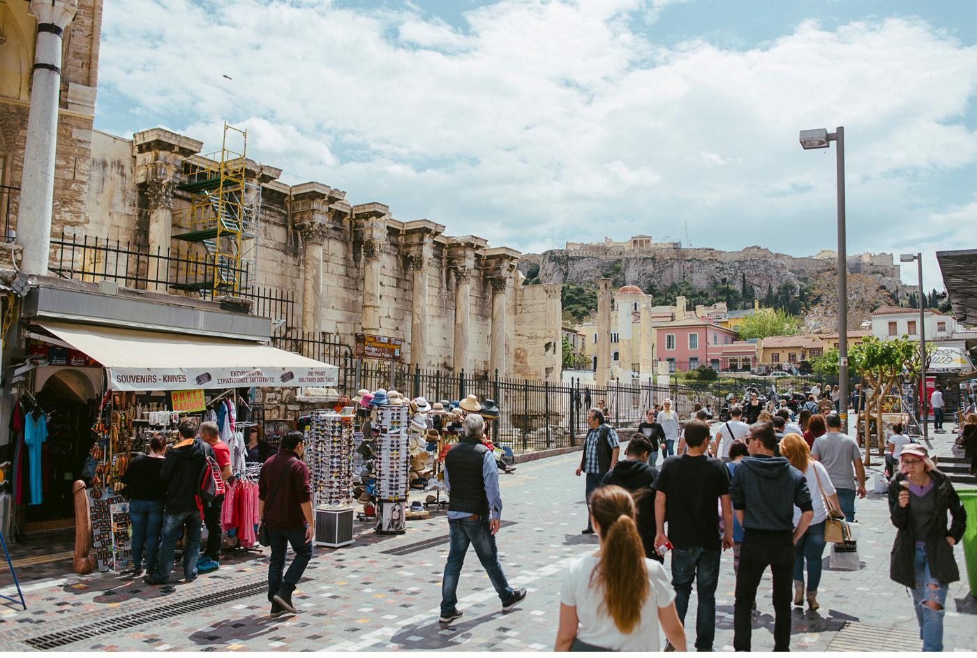 Athen, die Stadt der Götter - copyright Daniel Kempf-Seifried-7604