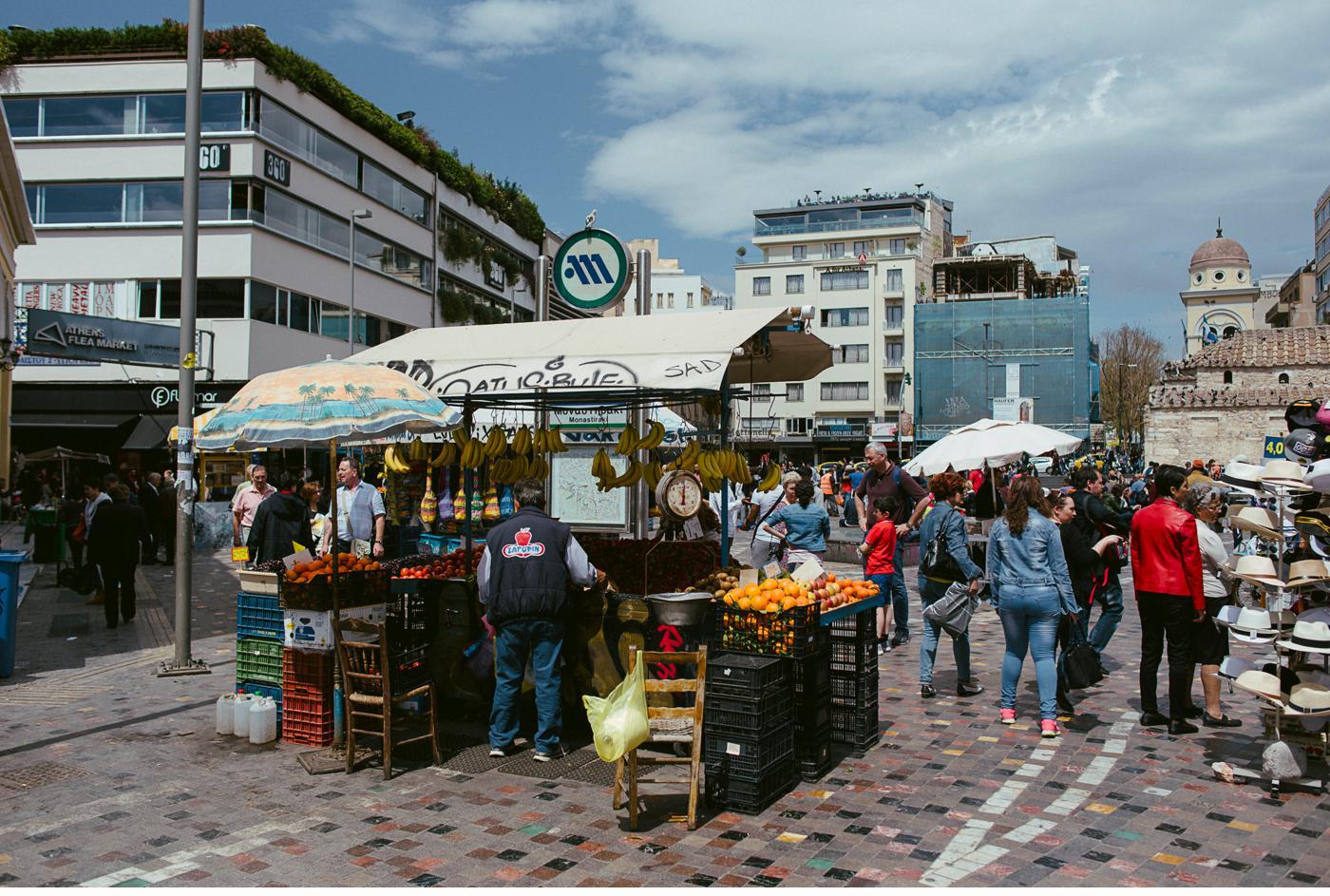 Athen, die Stadt der Götter - copyright Daniel Kempf-Seifried-7606