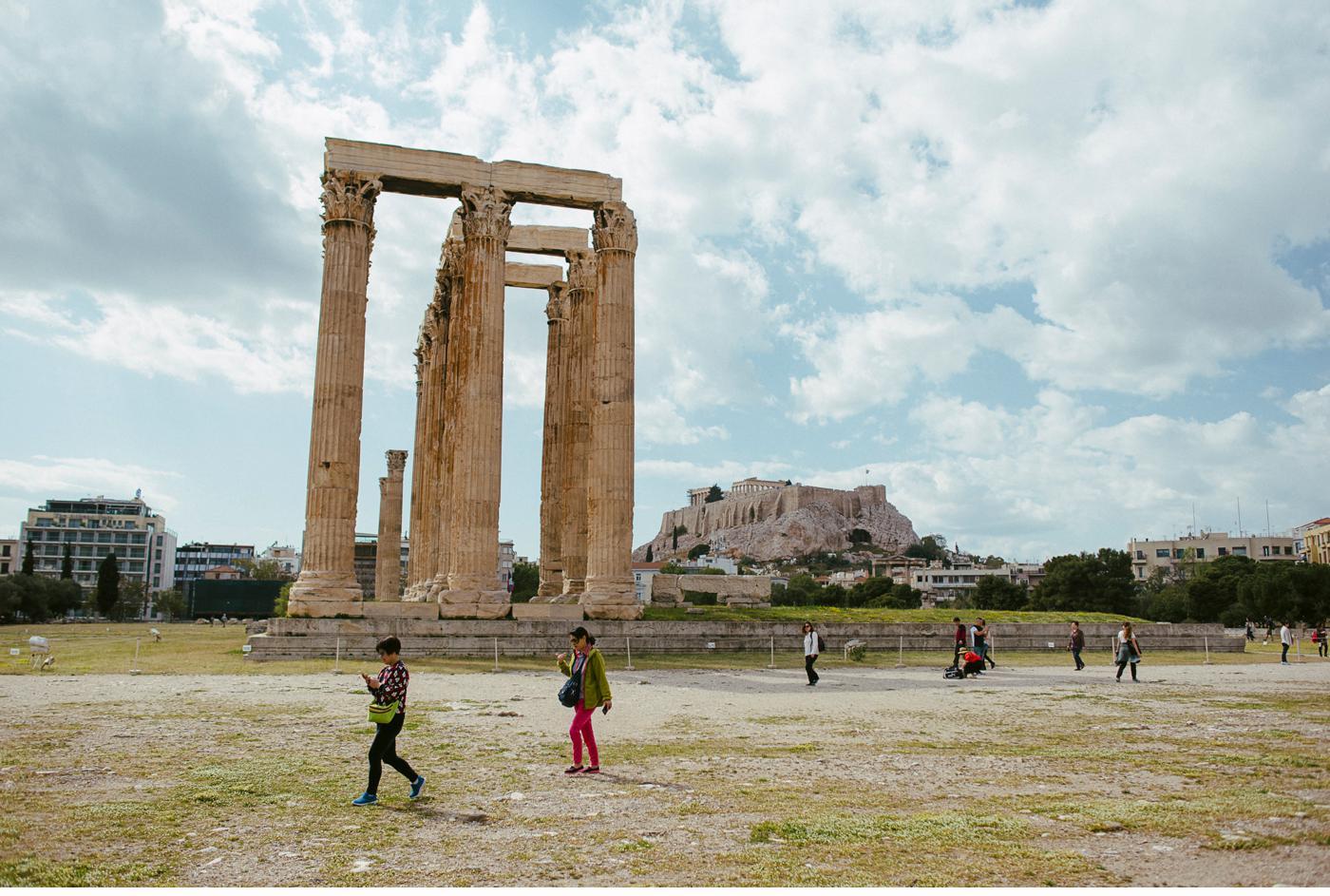Athen, die Stadt der Götter - copyright Daniel Kempf-Seifried-7671