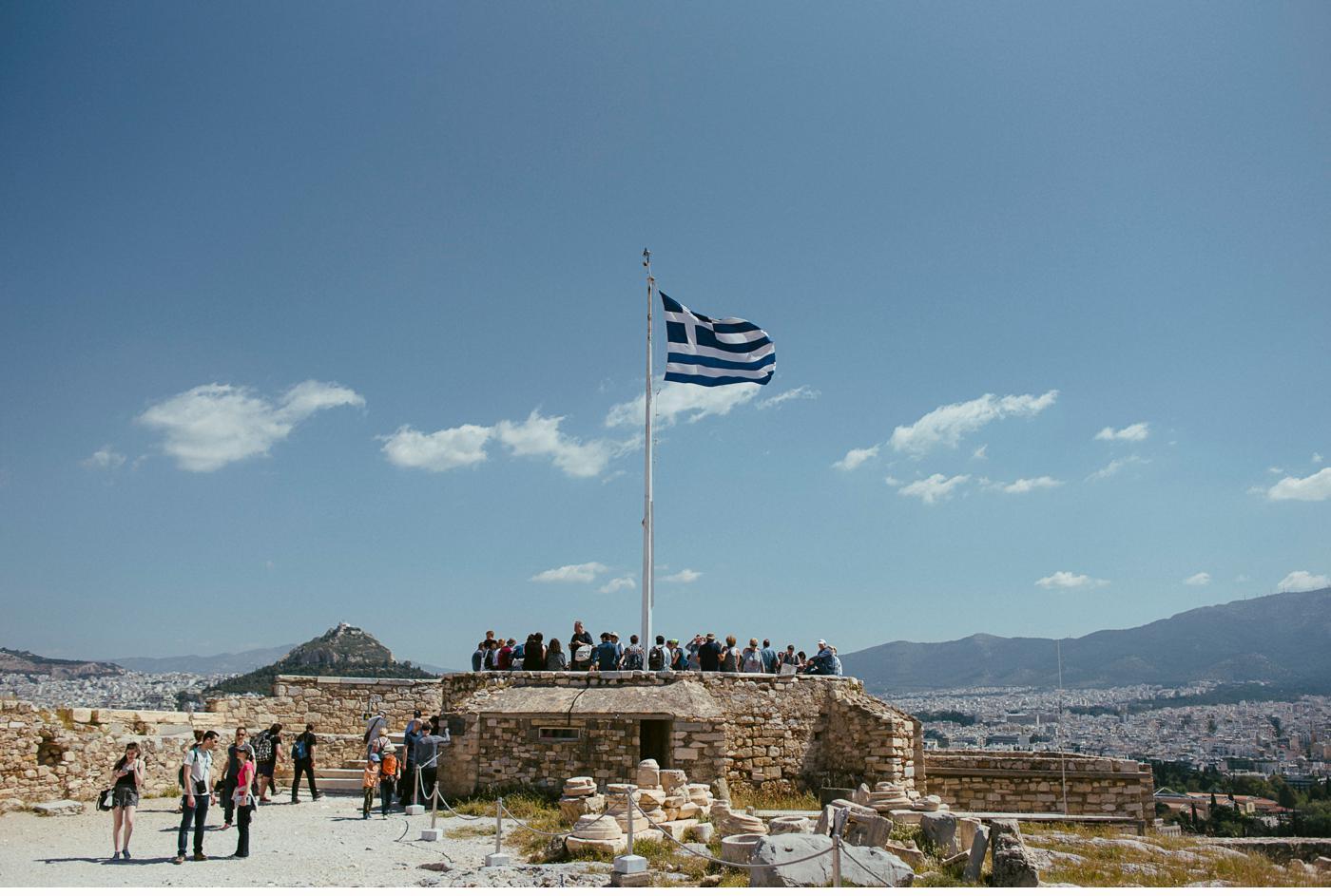 Athen, die Stadt der Götter - copyright Daniel Kempf-Seifried-8211